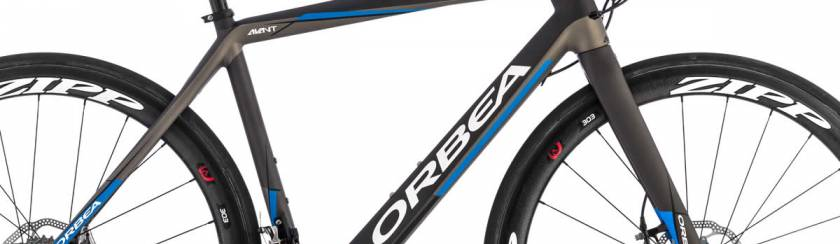 Orbea route