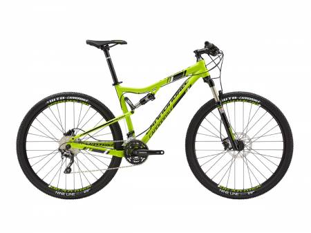 Cannondale Rush 29 2 2015